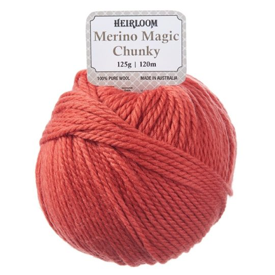 Merino Magic Chunky (16ply)
